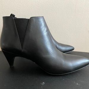 Prada Black Booties Size 9